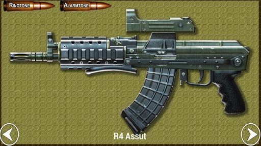 Commando Attack Weapons