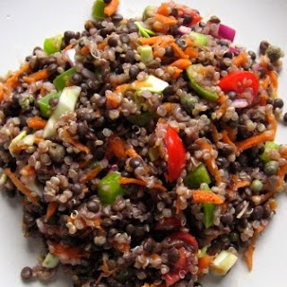 Quinoa Salad Vinaigrette Recipes