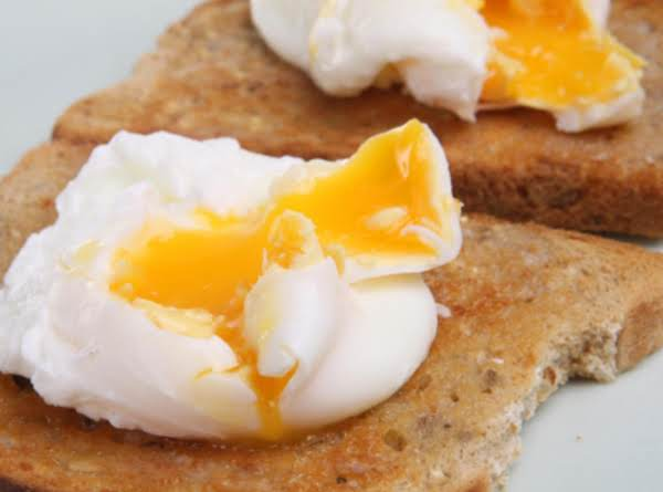 Poached Eggs On Toast  And More! Recipe