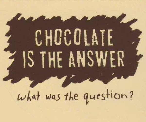 Everyone loves chocolate!