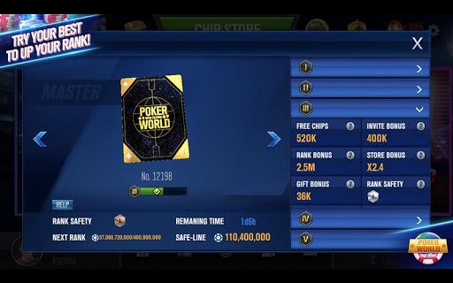 Poker World Mega Billions 2.020.2.020 screenshots 15