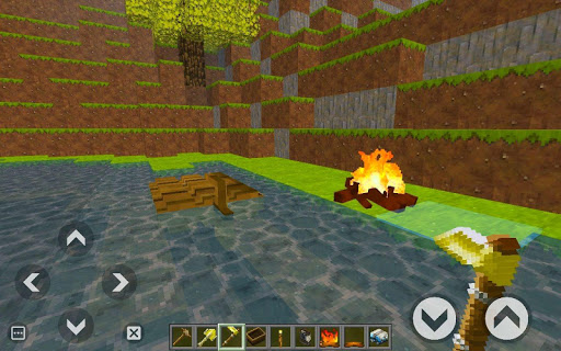 Megacraft: Block Story World 2.0.0 screenshots 7