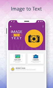 Image To Text : Convert Image To Text - náhled