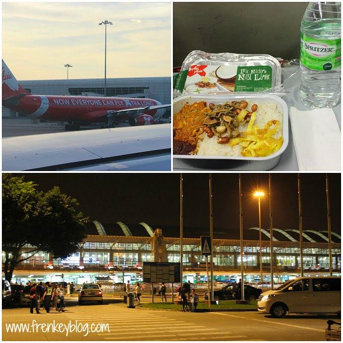 Perjalanan Airasia Jakarta ke Chengdu dan Penampakan Bandara Chengdu Shuangliu dari luar