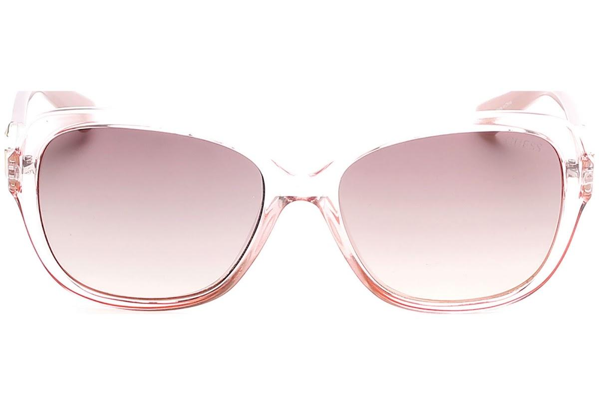 Guess GU7455 C58 72F (shiny pink / gradient brown) Sonnenbrillen BH1ol