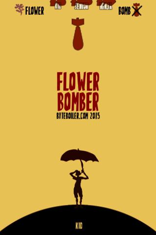 Flower Bomber - 花の爆撃機