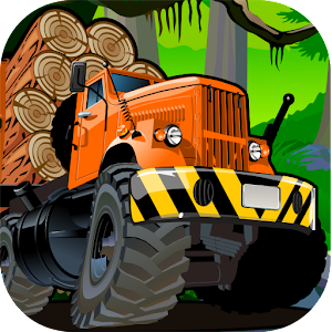 Logging truck for PC and MAC