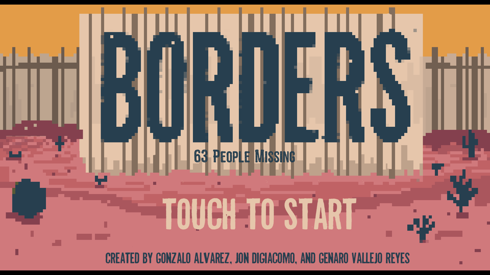 Borders- screenshot
