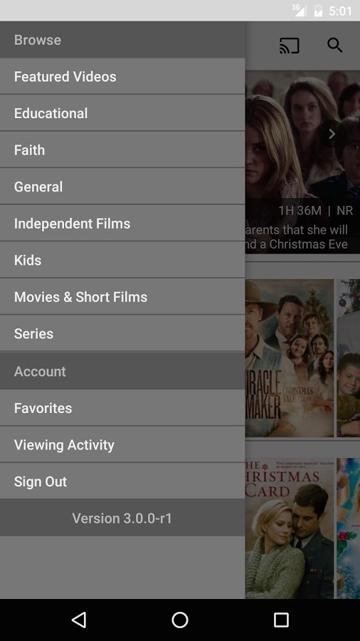 PureFlix- screenshot