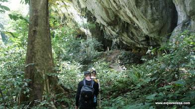 Photo: Dayak Punan Cave,