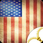 US Flag Zipper Lock