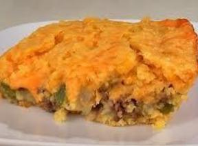 Mexican Cornbread Pie Recipe
