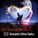 Romantic Video Status icon