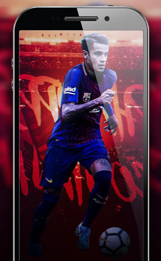 Philippe Coutinho HD Wallpapers - Barcelona 1.0.0 screenshots 2