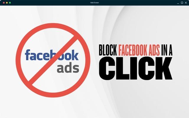 Facebook AD Blocker chrome extension