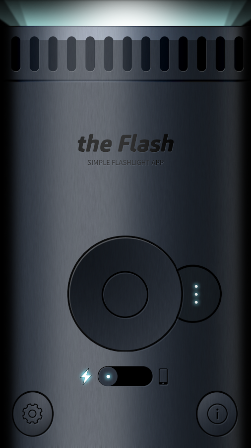 The Flash - LED Flashlight- screenshot