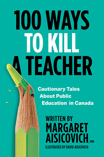 100 Ways to Kill a Teacher cover