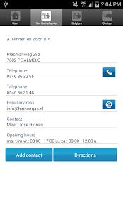 Linde Gas Benelux- screenshot thumbnail