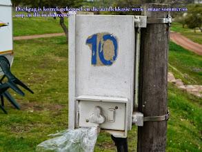 Photo: Ek weet daar is regulasies vir elektriese proppe buite, Neels .......