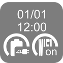 WIFI&Battery Meter PLUS icon