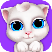 Kitty Mommy Angel's New Baby APK baixar