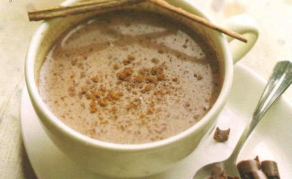 Aztec Hot Chocolate For The Slow Cooker Recipe
