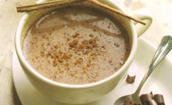 Aztec Hot Chocolate For The Slow Cooker