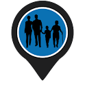 Family Tracker localisation icon
