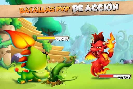 Dragon City: u00a1Lucha Con Tu Dragu00f3n, Cru00eda Huevos!  trampa 4