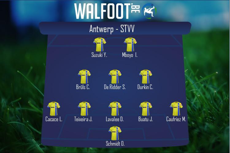 STVV (Antwerp - STVV)
