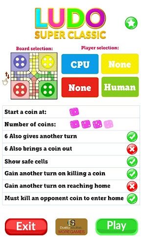 Ludo Super Classic - Dice Game 1.1.2 screenshots 1