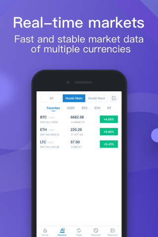 Huobi Global 5.3.0 screenshots 2