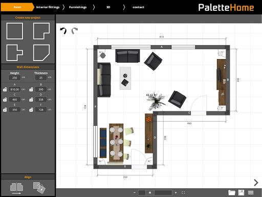 Palette Home 4.1.103.2196 screenshots 16
