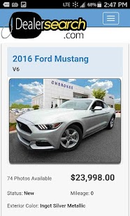 Car Shopping- screenshot thumbnail