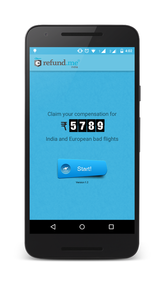 refund.me India- screenshot