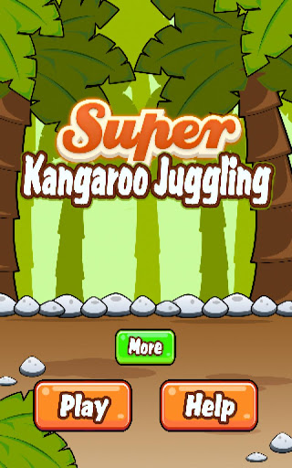 Super Kangaroo Juggling