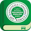 INDONESIA - ENGLISH DICTIONARY icon