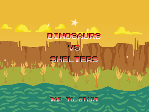 Dinosaurs vs Shelters