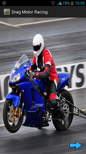 3D Drag Motor Racing