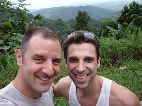 Photo: El Yunque - Stephen and Josh
