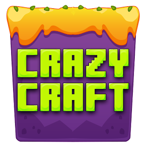 Crazy Craft on Castle World PE Online
