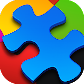Infinite Jigsaw Puzzles