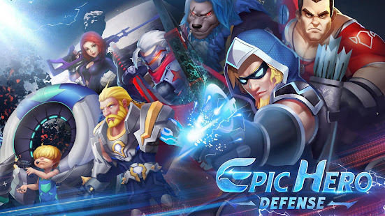 How to hack Epic Hero Defense for android free