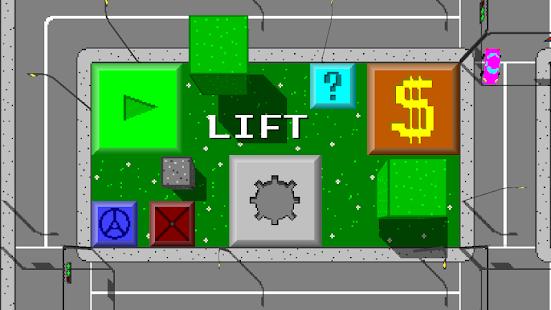 LIFT 3D - náhled
