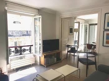 Appartement meublé 3 pièces 47,53 m2