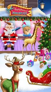 Christmas Animal Hair Salon 2 - náhled