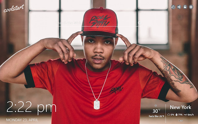 G Herbo HD Wallpapers Hip Hop New Tab Theme