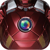 Iron Suit Photo Creator Editor