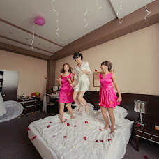 婚礼摄影师Iveta Urlina(sanfrancisca)。29.07.2014的照片