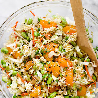 Asian Vegetable Salad With Ramen Noodles Recipes